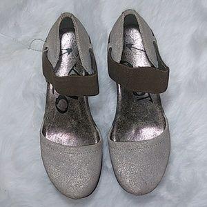 Otbt  Migrant Wedged sandal.